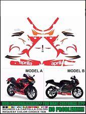 kit adesivi stickers compatibili  rs 125 2005