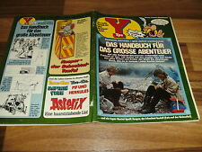 YPS Comic  #  195 mit: ASTERIX + CAPTAIN YORK + Bastelbogen von 1979