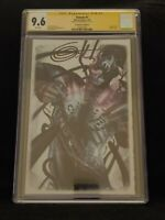 Venom #1 (Greg Horn Art Edition B) CGC SS 9.6 Greg Horn Signature