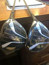 New Callaway XR Ladies 9 and 11 Wood