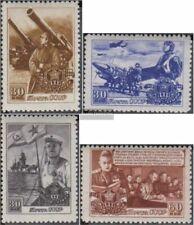 Sowjetunion 1194-1197 (kompl.Ausg.) gestempelt 1948 Armee