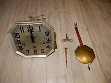 carillon  8 marteaux WESTTMINSTER NO ODO  ,Old Mecanical Clock Old Shime