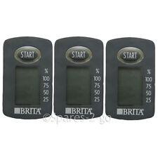 3 X Brita Memo Genuine Filter Indicator 504324 Magimix L'espresso Cool Marella