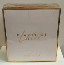 NIB Estee Lauder BEAUTIFUL BELLE Eau De Parfum Spray 3.4 oz/100 ml Sealed