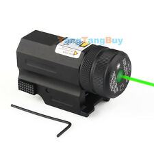 Mini Compact Green Laser Sight New for Pistol Rifle Glock 17 19 20 23 21