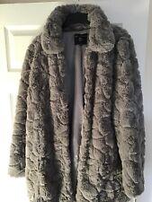 ladies winter coats size 14 used