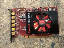 AMD FirePro W600 2GB 128-bit GDDR5 PCI Express Video Card Six 6 Display HDMI DVI