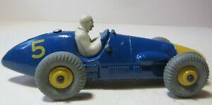 Dinky Toys 1950's Ferrari Grand Prix Racing Car - 1950's Dinky Toy Racing Cars
