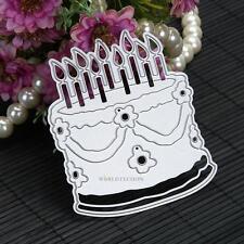 Big Cake Metal Cutting Dies Stencil For DIY Scrapbooking Embossing Paper Card De