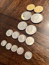 NEDERLAND Dutch Coins Beatrix Juliana Koningin Gulden Cents 2.5 1 5 Netherlands