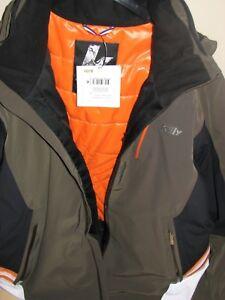 Killy A.W.T. Ski , Snowboard Jacke Herren Gr. D 52 rot