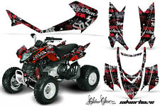 ATV Graphics Kit Quad Decal Sticker Wrap For Arctic Cat DVX400 DVX300 SSSH R K