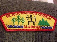 MINT CSP Black Warrior Council AL T-1