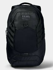 "Under Armour 1294719-001 Black Backpack Hudson For 15"" Laptop Water Resistant"