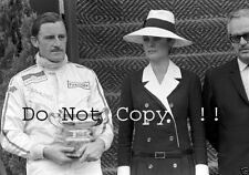 Graham Hill Gold Leaf Team Lotus 49B WINNER MONACO GRAND PRIX 1968 fotografia 7