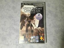 WHITE KNIGHT CHRONICLES ORIGINS - SONY PSP UMD PAL ITALIANO COMPLETO COME NUOVO