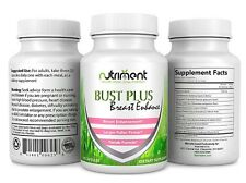 Nutriment Bust Plus Breast Enhancement Pills-Increase Bust Size Without Surgery-
