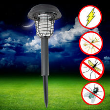 Hottest LED Solar Powered Outdoor Garden Lawn Anti Mosquito Insect Pest Lamp