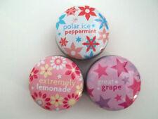 American Girl Lip Balm GRAPE, LEMONADE, PEPPERMINT  x 3