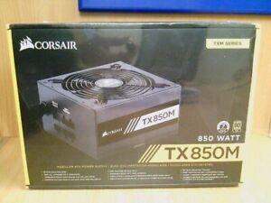 Corsair tx850m 850w 80 Plus Netzteil TX 850 M Gaming Netzteil-Versandkostenfrei!