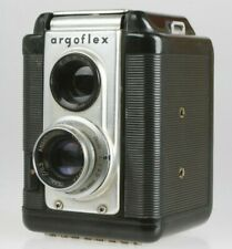 "Argus Argoflex Forty mit 4,5/75mm Varex Optik ""Bakelit-TLR"""