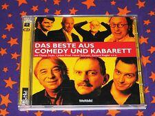 DAS BESTE AUS COMEDY UND KABARETT-CD-Dieter Nuhr-URBAN PRIOL-Bülent Ceylan-KULT