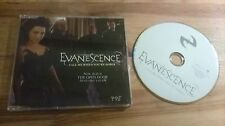 CD Gothic Evanescence-call me when you 're Sober (1) canzone PROMO WIND-UP SC