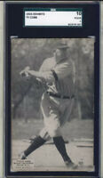 TY COBB 1925 Exhibit Card - Detroit Tigers HOF - RARE- SGC 10 (1) Encapsulated🔥