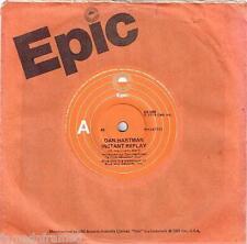 "DAN HARTMAN - INSTANT REPLAY - 7"" 45 VINYL RECORD - 1978"