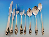 Lily of the Valley by Gorham Sterling Silver Flatware Set 12 Service 102 pieces