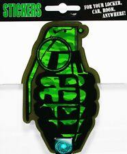 Grenade Camouflage Sticker Decal For your CAR, LOCKER, ANYWHERE 5 x 3 inch