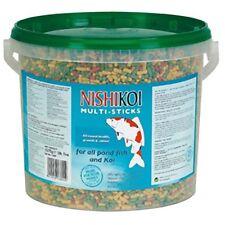 Nishikoi Pond Multi Sticks 1575g Koi Goldfish Pond Food