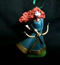 Disney Princess Merida Christmas Ornament PVC Brave with Bow and Arrow