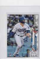 2020 TOPPS SERIES ONE RC GAVIN LUX LOS ANGELES DODGERS ROOKIE - B7673