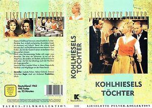 (VHS) Kohlhiesels Töchter - Liselotte Pulver, Helmut Schmid, Dietmar Schönherr