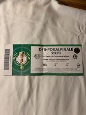 Ticket DFB-Pokalfinale 2019 RB Leipzig vs FC Bayern München RBL FCB DFB Top Cup