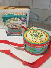 Child's Drum Animambo Djeco, Suitable For +2, Excellent Condition
