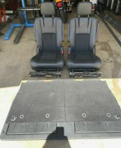 2011-2020 grand Caravan-Town and Countr bench seat to bucket seat conversion kit
