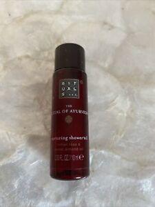 Rituals The Ritual of Ayurveda Shower Oil 10ml MINI TRAVEL SIZE NEW CUTE!!