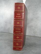 Wundt Monoyer Traité Physique Médicale annoté ophtalmologie optique médecine