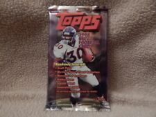 1998 Topps NFL Football  Cards One (1) Pack - Unopened