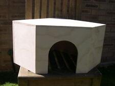 "16"" x 16"" x 10"" Corner Rabbit / Small Animal Play House / Hide / Shelter"