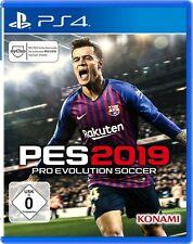 PES 2019 Pro Evolution Soccer PS4 Fussball Spiel neu und ovp