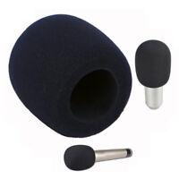 Foam Mic Windscreen for MXL Technica Other Large Microphone Fresh Tool  Black