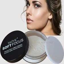 Technic Soft Focus Transparent Loose Powder Fixing Finishing MakeUp Setting