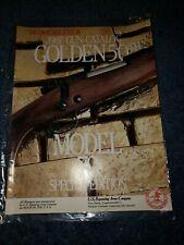 1987 Winchester Gun Catalog Model 70 Special Edition Golden 50th Anniversary