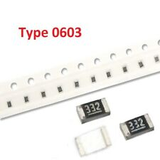 0805 SMD//SMT Resistor 1//8W 0.125W ±1/% Thick Film Resistance ALL Value 0Ω TO 10MΩ