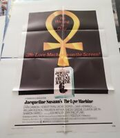 "THE LOVE MACHINE 1971 Original Movie Poster One Sheet 27"" x 41"""