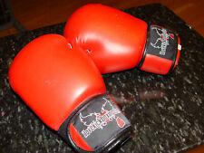 I Love Kickboxing Red Mma Boxing Gloves 12oz