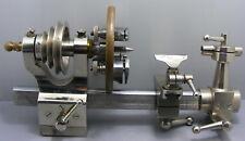 Uhrmacher Drehbank von LORCH
